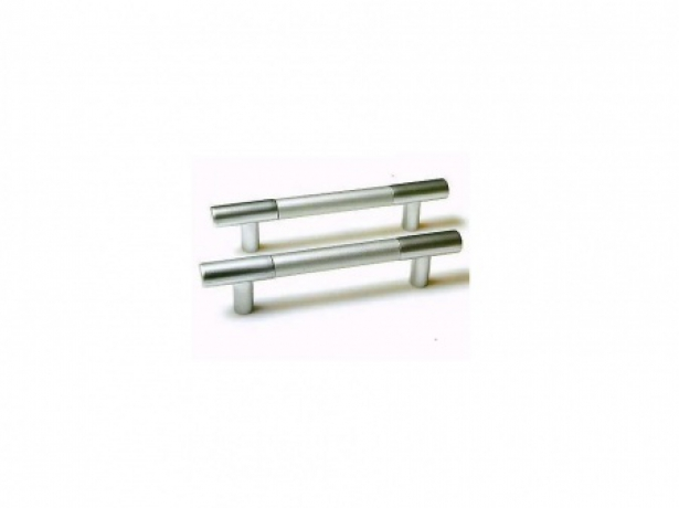 Ручки шкаф купе Эконом 2-х дверный с зеркалом