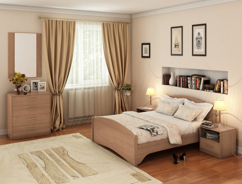 Купить кровать Аккорд бук