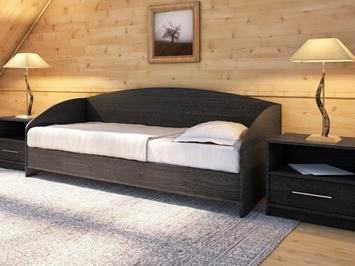 Односпальная кровать Этюд софа