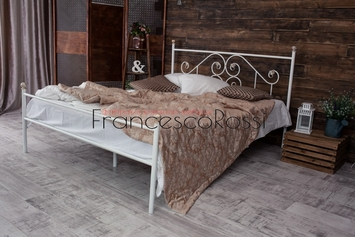 Кровать Francesco Rossi Камелия с одной спинкой